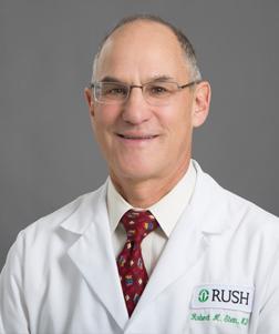 Dr. Richard Stein's professional headshot