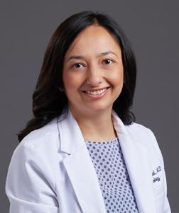 Dr. Hreem Patel's professional headshot